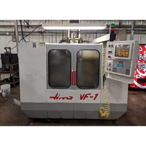CNC Vertical Machining Center Haas VF 1, Table Size: X 20