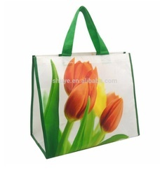 Handle Bags STITCHED NON WOVEN BAGS, Size: Multi Size
