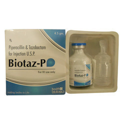 Piperacillin Sodium & Tazobactum Injection