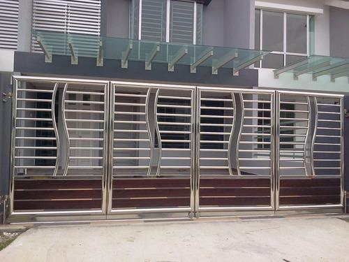 stainless steel products stainless steel gates manufacturer from