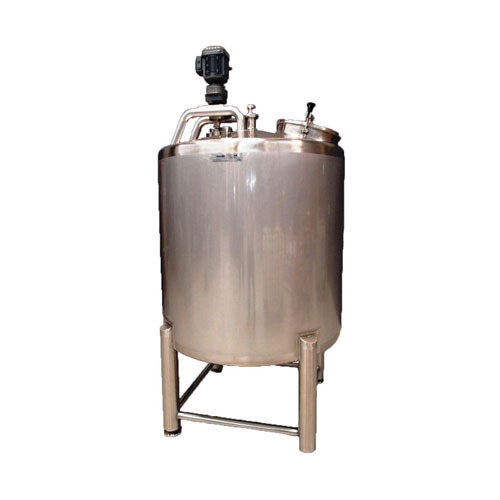 Se Stainless Steel Liquid Mixing Tank Rs 45000 Piece