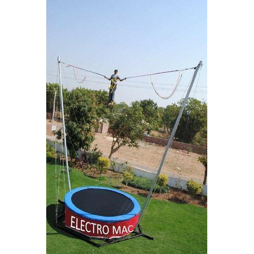Bungee Trampoline Jump At Rs 205000 Set Jumping Jhula