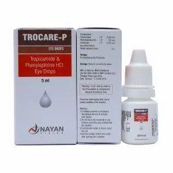 Tropicamide Phenylephrine Eye Drops