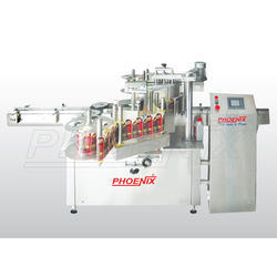 Double Side Servo Labeling Machine