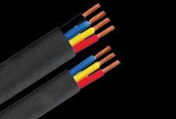 3 Core XLPE Flat Polycab Submersible Cables