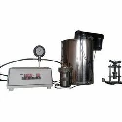 V-Tech 0-10 Degree C Digital Bomb Calorimeter, For Industrial, Model Number: Vt-05
