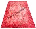 Sge Multicolor Cotton Printed Carpet