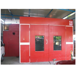 Car Respray Painting Booth