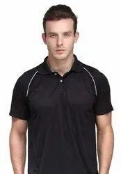 Dri Fit Collar Sports T-Shirt