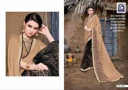 Rachna Chiffon Sakhi Catalog Saree Set For Woman 3