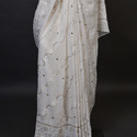 saree pure gota patti work