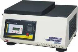 High Speed Refrigerated Centrifuge Brushless Digital 4 x 100 ml 13000 R.P.M