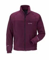 Full Sleeve Fleece Jacket Lightweight
