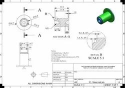 Mechanical Drafting Services, in Client Site