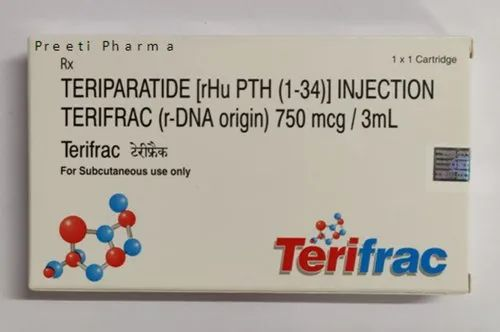 Terifrac Injection 750mcg