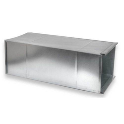Rectangular Air Duct, for Industrial Use