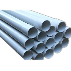 Rigid PVC Water Pipe, Round