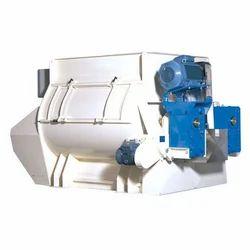Twin Shaft Powder Mixer