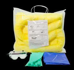 Bio hazard spill kit