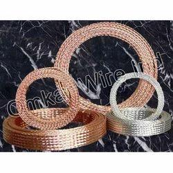 Tinned Copper Wire Braid