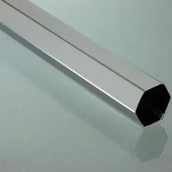 Hexagonal Stainless Steel Pipe