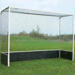 Hockey Goal Post Fixed METCO 8111