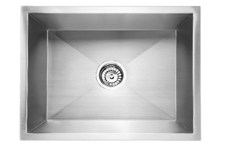 Anti-Scratch Single Bowl Sinks for Kitchen