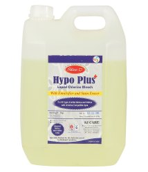 Hypo Plus - Liquid Chlorine Bleach