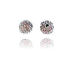 Garnet Gemstone Ball Findings