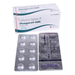 Cefixime Anhydrous 100mg Dispersible