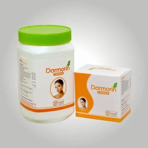 Ayurvedic Skincare Capsules Darmorin Capsule