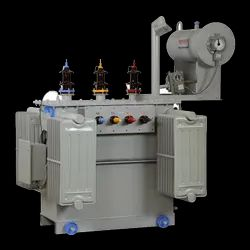Oil Cooled Copper 1.5 MVA Power Transformer for Industrial