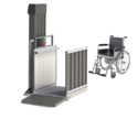 Hulk Lokpal Wheelchair Lift