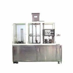 Automatic Glass Filling Machine for Yogurt