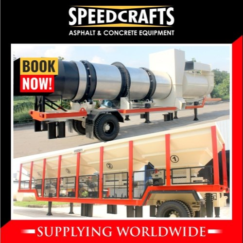 Speedcrafts Limited, Patna - Manufacturer of Asphalt Batch