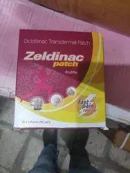 Zeldinac Transdermal Patch