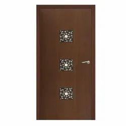 Veneer Wood Laminated Decorative Veneer Flush Door
