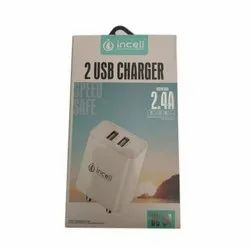 Incell 2USB Mobile Charger