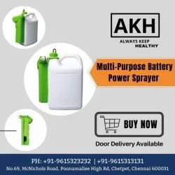 Multi Purpose Battery Power Sprayer