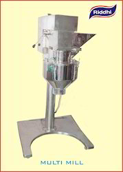 Standard Automatic Multi Mill Machine, Model Number/Name: Rdmm, Capacity: 200 Kgs Per Hour