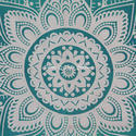 Twin Mandala Indian Ethnic Duvet Quilt Cover