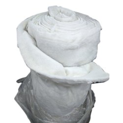 White Polyester Fiber, Packaging Type: Roll
