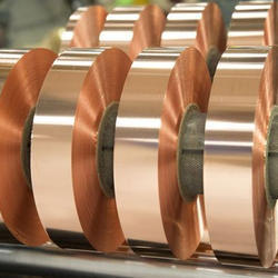 Copper Strip, Thickness: 5 - 10 Mm