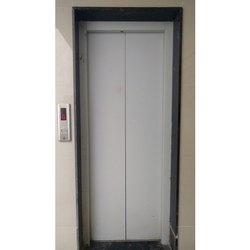 MS Powder Coating Elevator Door