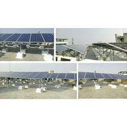 Solar Panel Mounting Structure Service