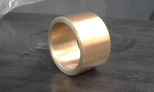 Oilite Sintered Bronze Cylindrical Bush, Length: 5-300 mm