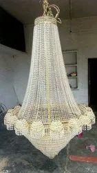 Glass Hanging Crystal Chandelier