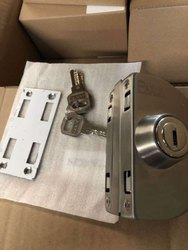 Paxon Glass To Wooden Heavy Wall Door Lock