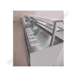 Fast Food Display Cabinet