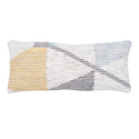 Contemporary Woven Pillow Cover